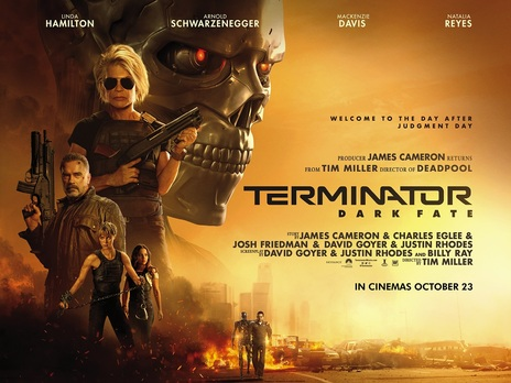 Film picture: Terminator: Dark Fate