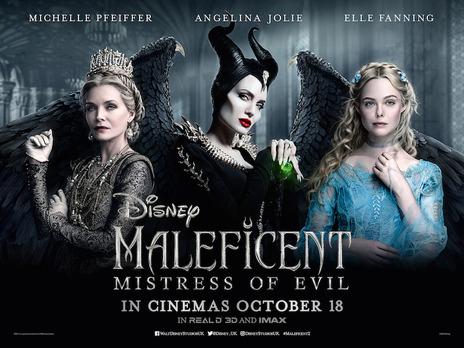 Film picture: (IMAX) Maleficent: Mistress Of Evil
