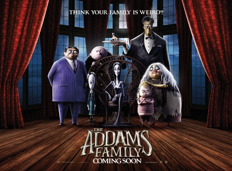 Film picture: The Addams Family