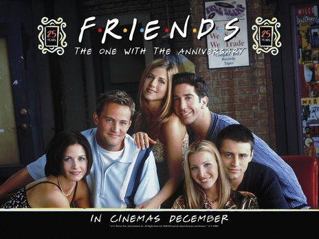 Film picture: Friends 25th: The One With The Anniversary