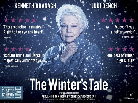 Film picture: Branagh Theatre Live: The Winter's Tale (ENCORE)