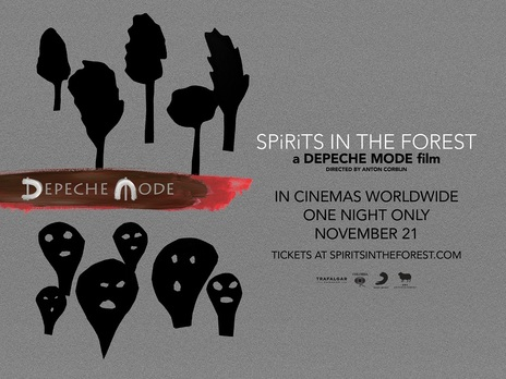 Film picture: Depeche Mode: SPIRITS In The Forest