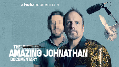 Film picture: The Amazing Johnathan Documentary + Live Satellite Q&A With Louis Theroux.