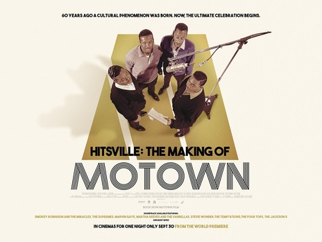 Film picture: Hitsville: The Making Of Motown