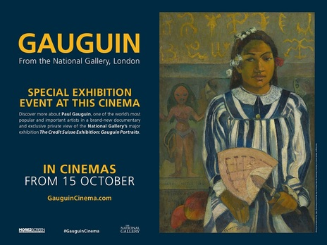 Film picture: Gauguin From The National Gallery, London