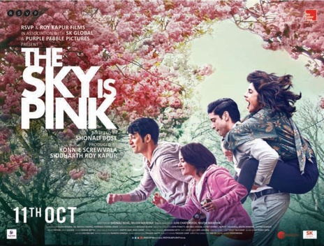 Film picture: The Sky Is Pink
