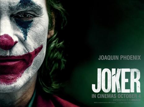 Film picture: (IMAX) Joker