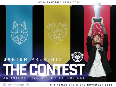 Film picture: DanTDM presents The Contest
