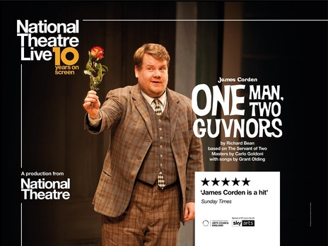 Film picture: NT Live - One Man, Two Guvnors (Encore)