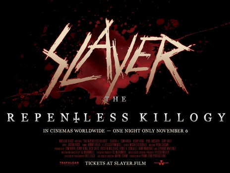 Film picture: Slayer: The Repentless Killogy
