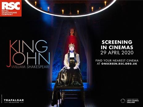 Film picture: RSC - King John