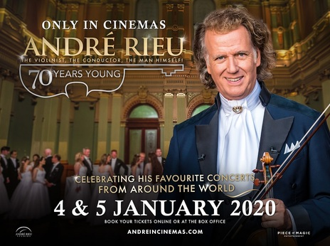 Film picture: Andre Rieu: 70 Years Young