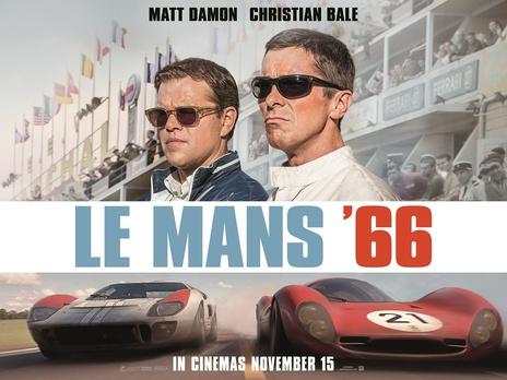 Film picture: Le Mans 66