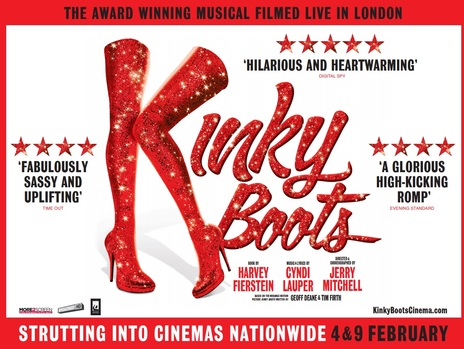 Film picture: Kinky Boots - The Musical
