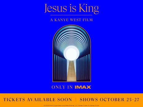 Film picture: (IMAX) Jesus Is King