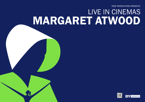 Film picture: Margaret Atwood: Live In Cinemas (Encore)