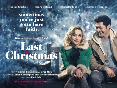 Film picture: Last Christmas