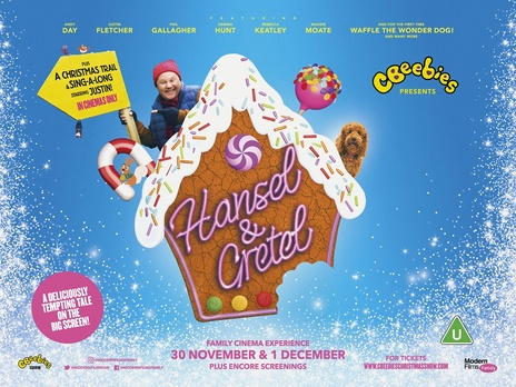 Film picture: CBeebies Christmas Show 2019: Hansel And Gretel