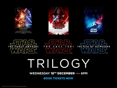 Film picture: (IMAX) Star Wars Trilogy