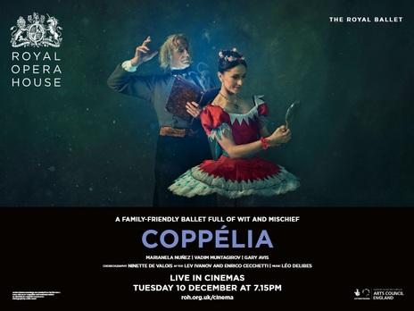 Film picture: ROH - Coppelia (Live)