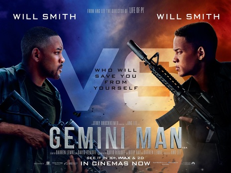 Film picture: Gemini Man