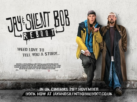 Film picture: Jay & Silent Bob Reboot