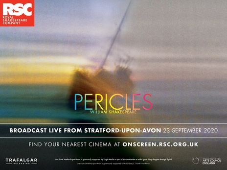 Film picture: RSC Live 2020 - Pericles