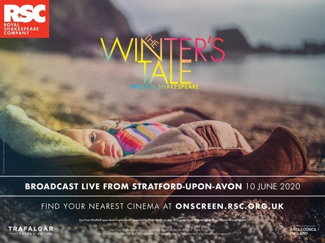 Film picture: RSC Live 2020 - The Winters Tale