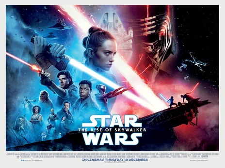 Film picture: (IMAX) 3D Star Wars: The Rise Of Skywalker