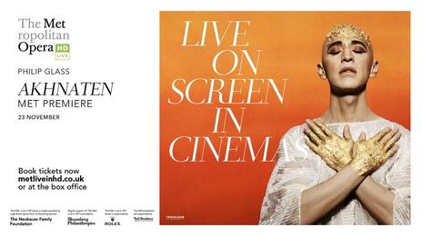 Film picture: Met Opera (Live) - Akhnaten