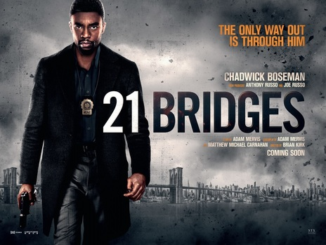 Image result for 21 bridges