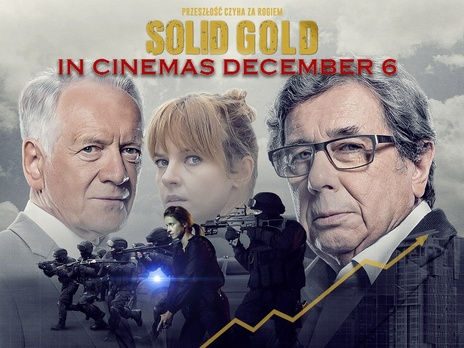 Film picture: Solid Gold (Polish With English Subtitles)
