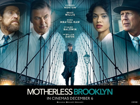 Film picture: Motherless Brooklyn