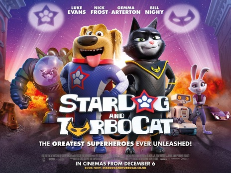 Film picture: StarDog And TurboCat