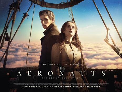 Film picture: The Aeronauts