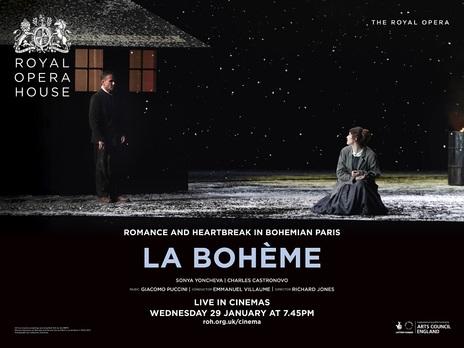 Film picture: ROH - La Boheme (Live)