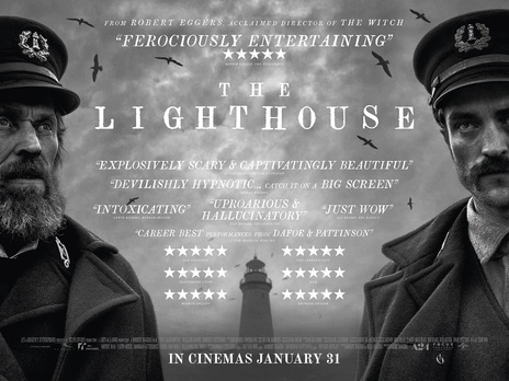 Film picture: The Lighthouse