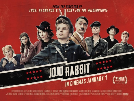 Jojo Rabbit Book >> Empire Cinemas Film Synopsis Jojo Rabbit