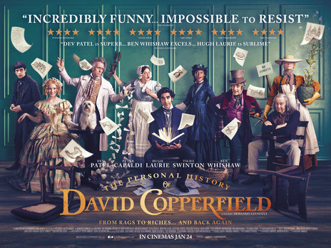 Film picture: The Personal History Of David Copperfield