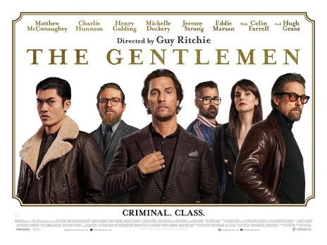 Film picture: The Gentlemen