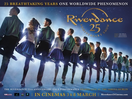 Film picture: Riverdance 25th Anniversary Show