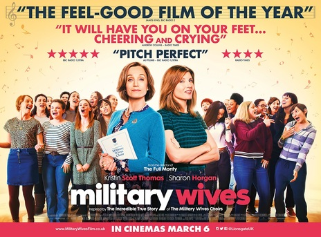 Film picture: Military Wives