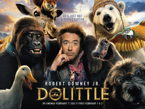 Film picture: Dolittle