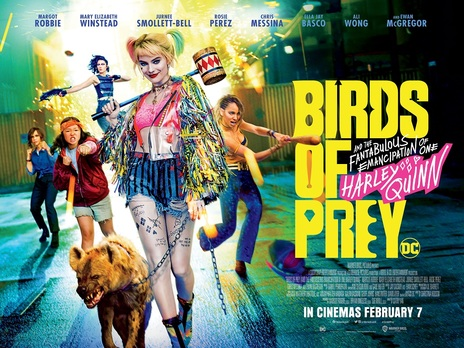 Film picture: (IMAX) Birds Of Prey And The Fantabulous Emancipation Of One Harley Quinn