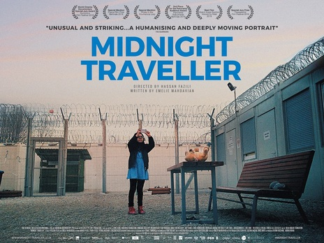 Film picture: FILMHOUSE SUNDERLAND - Midnight Traveller