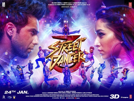 Film picture: Street Dancer 3
