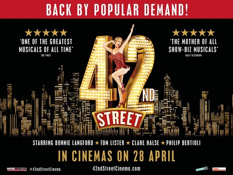 Film picture: 42nd Street - The Musical
