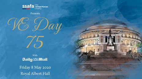 Film picture: VE Day 75 Live At The Royal Albert Hall