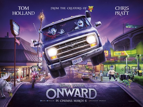 Film picture: Onward