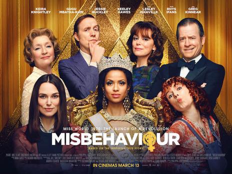 Film picture: Misbehaviour